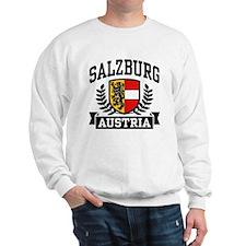 Salzburg Austria Sweatshirt