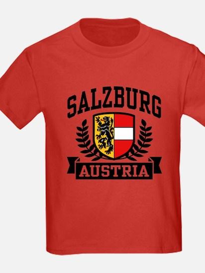 Salzburg Austria T