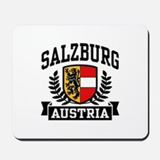 Salzburg Austria Mousepad