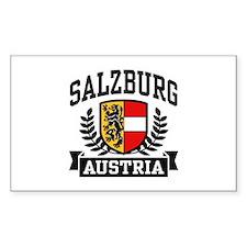Salzburg Austria Decal
