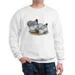 Cochins: Self Blue Sweatshirt