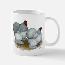 Cochins: Self Blue Mug