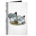Cochins: Self Blue Journal
