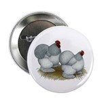 """Cochins: Self Blue 2.25"""" Button (100 pack)"""