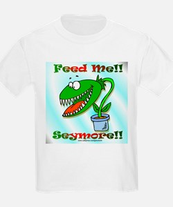 Feed Me!! Kids T-Shirt