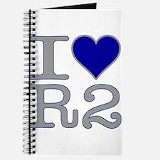 I Heart R2 Journal