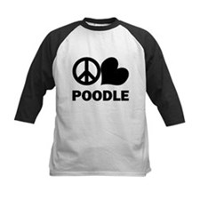 Peace Love Poodle Tee