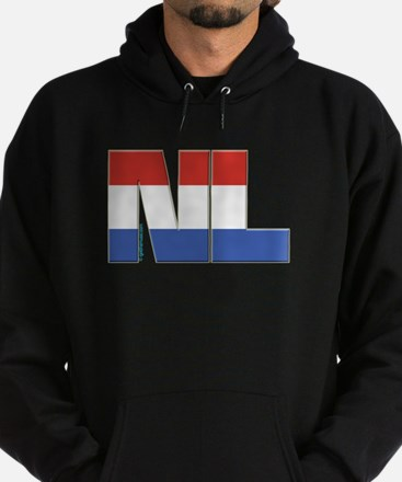 Netherlands / Holland Hoodie (dark)