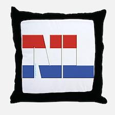 Netherlands / Holland Throw Pillow
