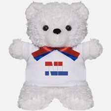 Netherlands / Holland Teddy Bear
