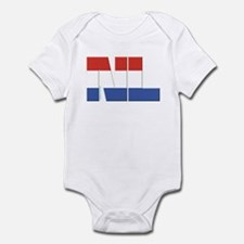 Netherlands / Holland Infant Bodysuit