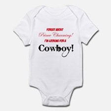 Looking for a cowboy! Infant Bodysuit