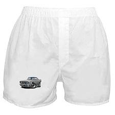 1966 Coronet Silver Car Boxer Shorts