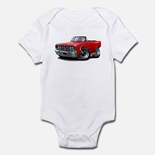 1966 Coronet Red Convertible Infant Bodysuit