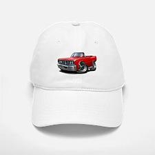 1966 Coronet Red Convertible Baseball Baseball Cap