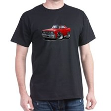 1966 Coronet Red Car T-Shirt