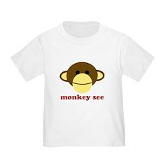 Monkey See, Monkey Do T