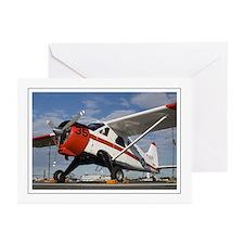 U6 Beaver Greeting Cards (Pk of 10)
