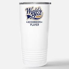 Worlds Best Accordion Player Travel Mug
