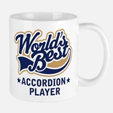 Worlds Best Accordion Player Mug