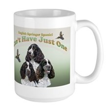English Springer Can't Have J Mug