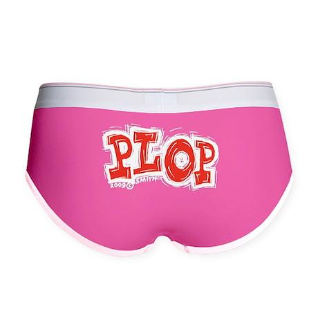 Plop Women's Boy Brief