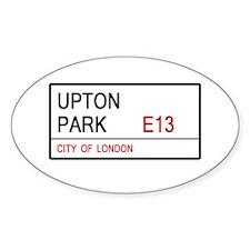 Upton Park Decal
