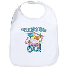 Celebrating 60 Bib