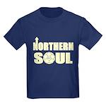 Northern Soul Kids Dark T-Shirt
