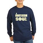 Northern Soul Long Sleeve Dark T-Shirt