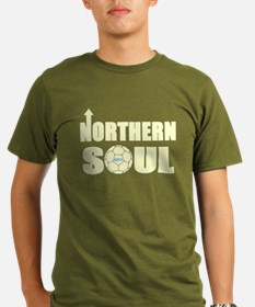 Northern Soul Organic Men's T-Shirt (dark)