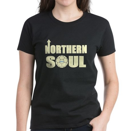 Northern Soul Women's Dark T-Shirt