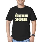 Northern Soul Men's Fitted T-Shirt (dark)