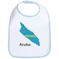Map Of Aruba Bib