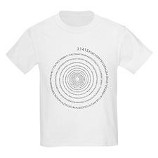 Pi Spiral T-Shirt
