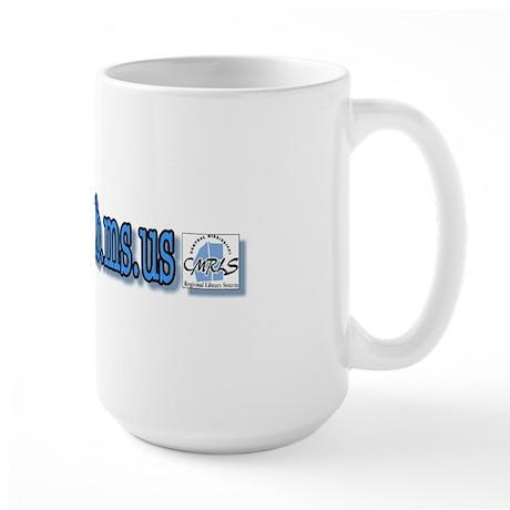 CMRLS Large Mug, Website Address