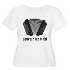 Accordion Squeeze T-Shirt
