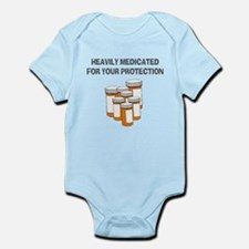 Heavily Medicated Infant Bodysuit