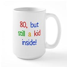 Fun 80th Birthday Humor Mug