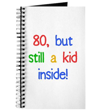 Fun 80th Birthday Humor Journal