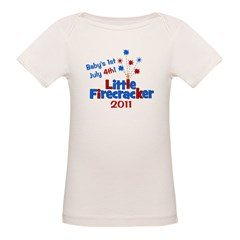 Baby's 1st July 4th! 2011 Tee