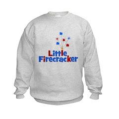 Little Firecracker! Sweatshirt