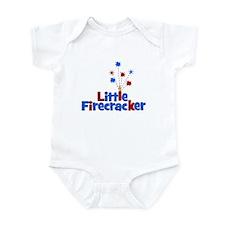Little Firecracker! Infant Bodysuit