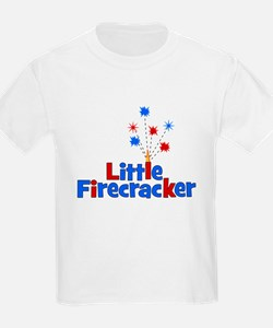 Little Firecracker! T-Shirt