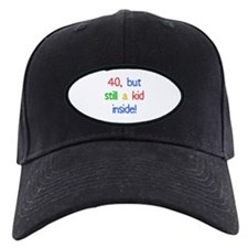 Fun 40th Birthday Humor Baseball Hat