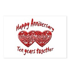 ANNIVERSARY Postcards (Package of 8)