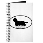 Yorkie Euro Oval Journal