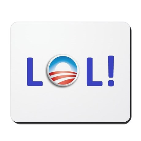 LOL Obama Mousepad