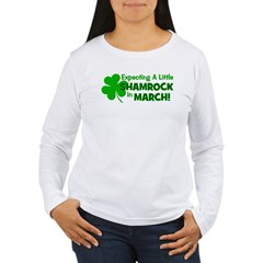 Little Shamrock March T-Shirt
