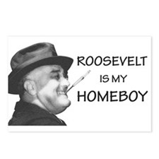 FDR Homeboy Postcards (Package of 8)